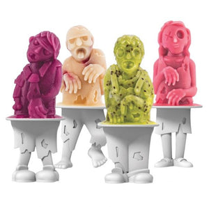 Character Popsicle Molds