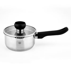 ARON 304 Stainless Steel Saucepan 16 cm with Lid