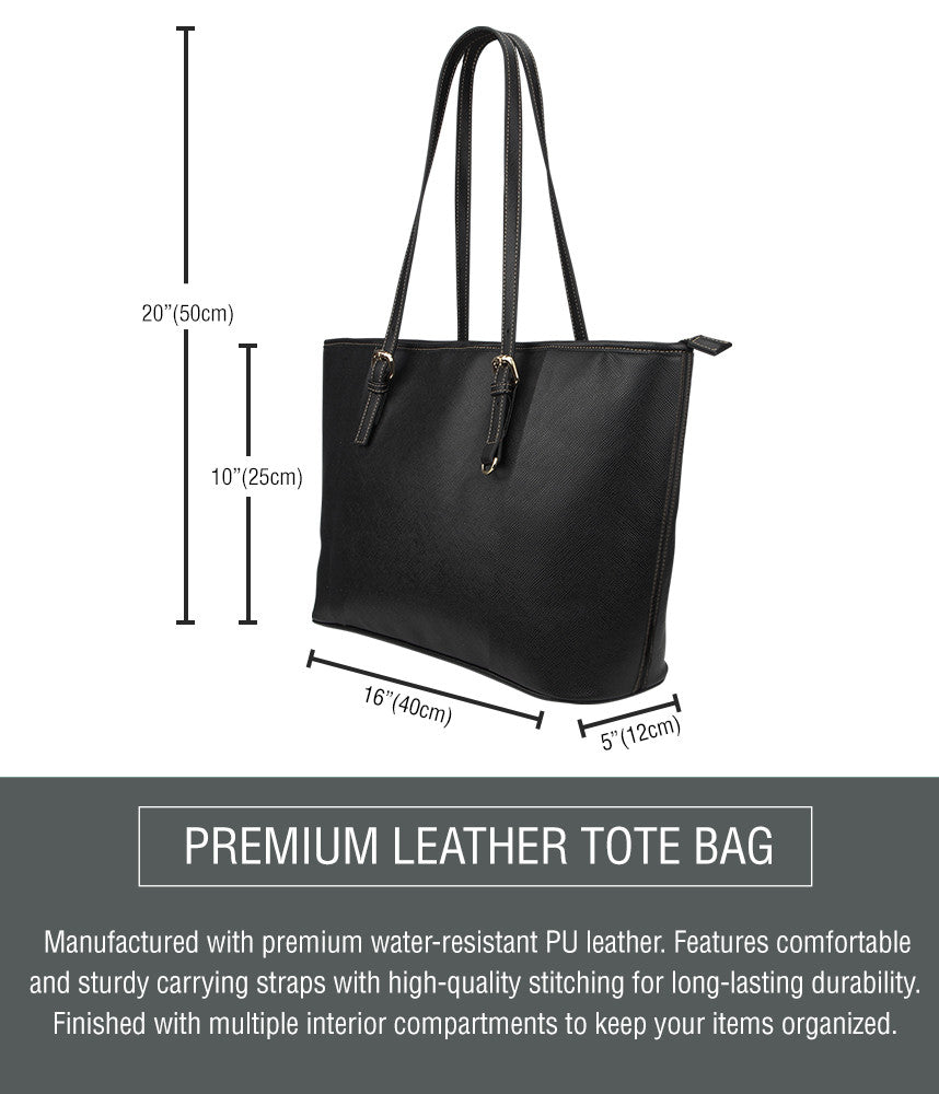 Leather Tote Bag Product Specs