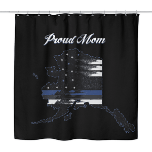 Shower Curtain Alaska