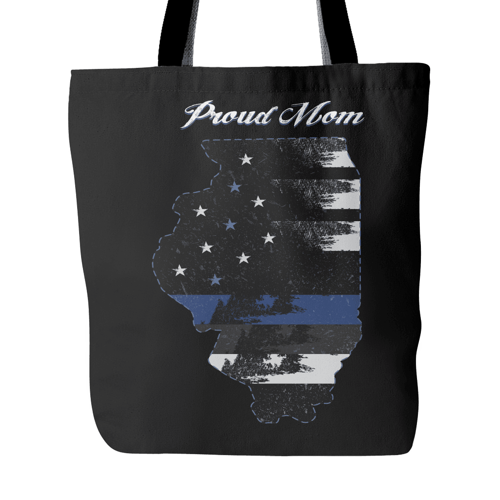 Tote Bag Illinois