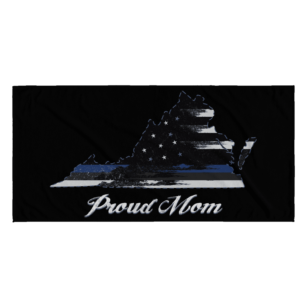 Beach Towel Virginia