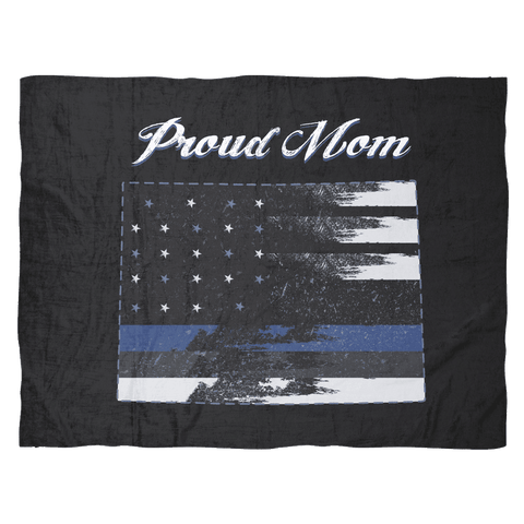 Image of Fleece Blanket Colorado