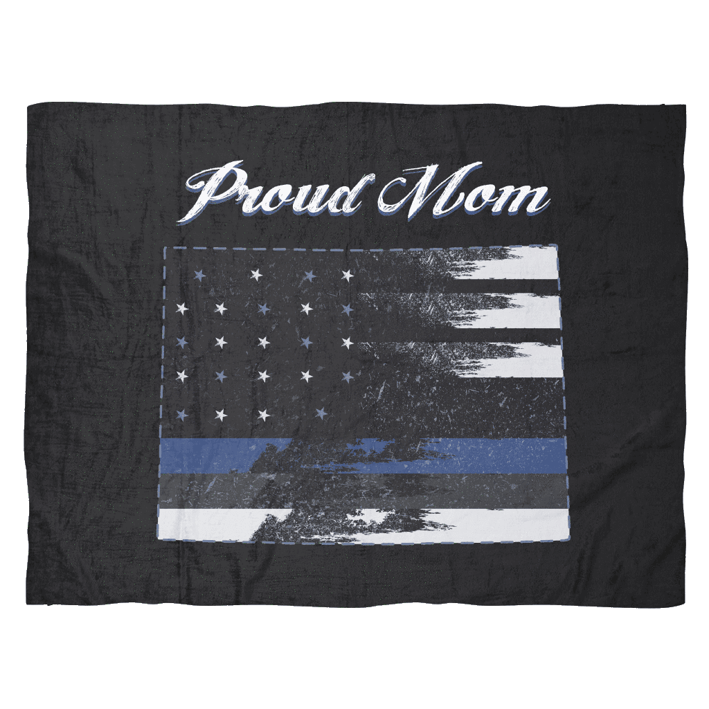 Fleece Blanket Colorado