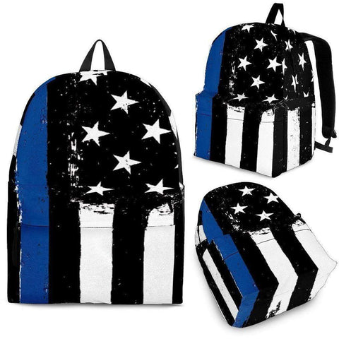 Back The Thin Blue Line Ergo-Backpack!