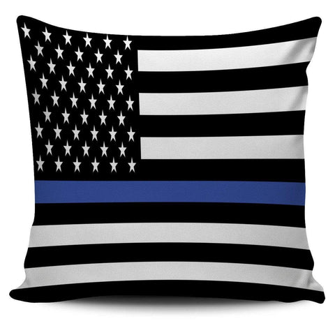 FREE, Just Pay Shipping - Blue Line Pillow Case - Mothers Day Super Sale!