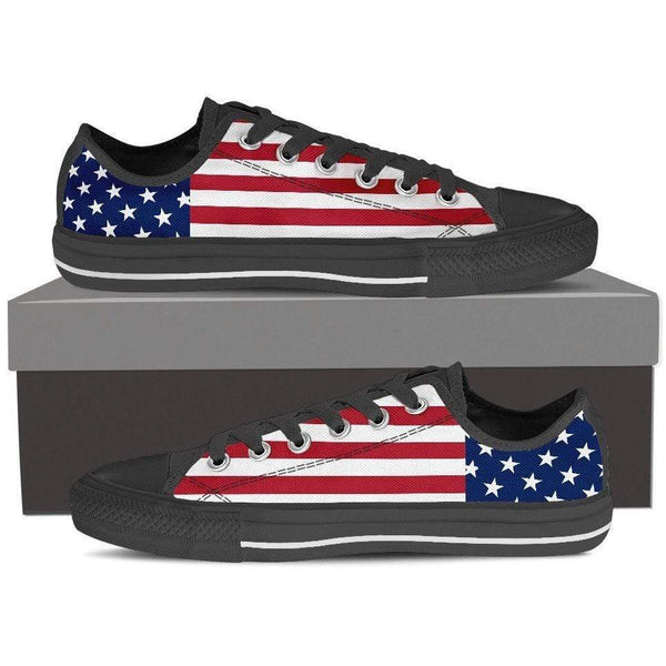 Rugged Patriot - USA Pride Low Top Sneakers