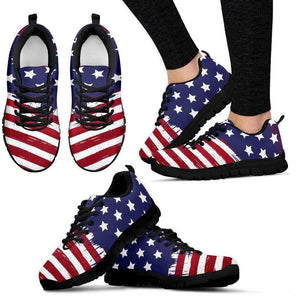 Rugged Patriot - Womens Sneakers