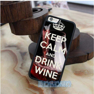 Wine Fashion Case Cover