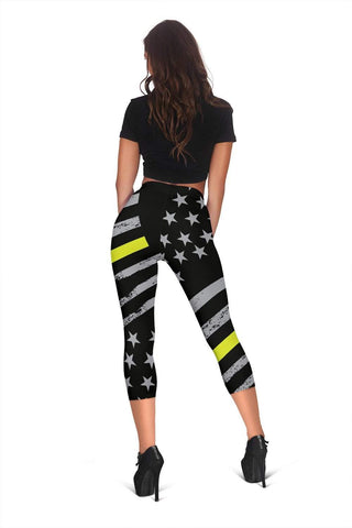 Dispatcher Capris Leggings -  Comet