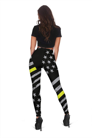 Dispatcher Full Length Leggings - Comet