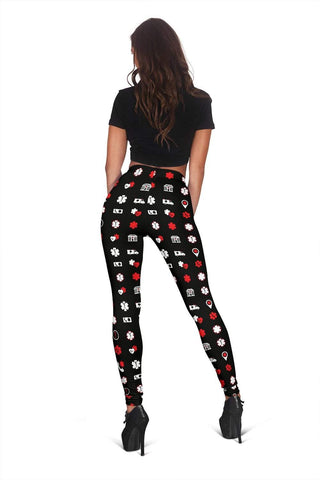 EMT Full Length Leggings - Black