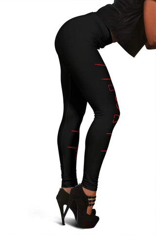 Nurse Full Length Leggings - Blacks
