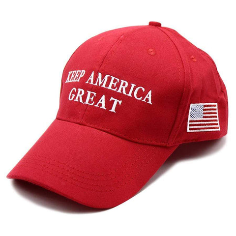 Keep America Great Hat Red