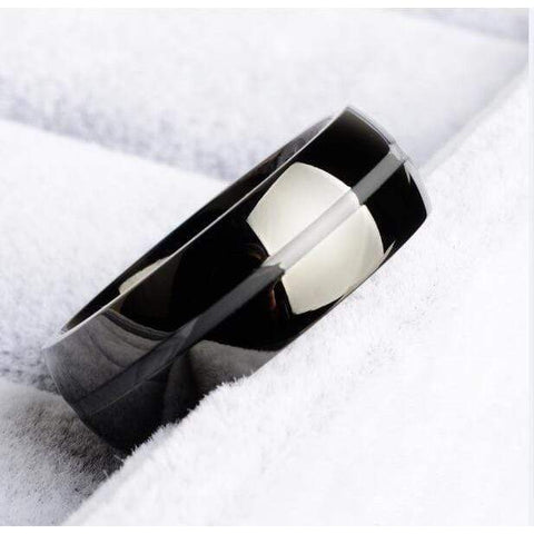 Thin Line Support - Stainless Steel Rings