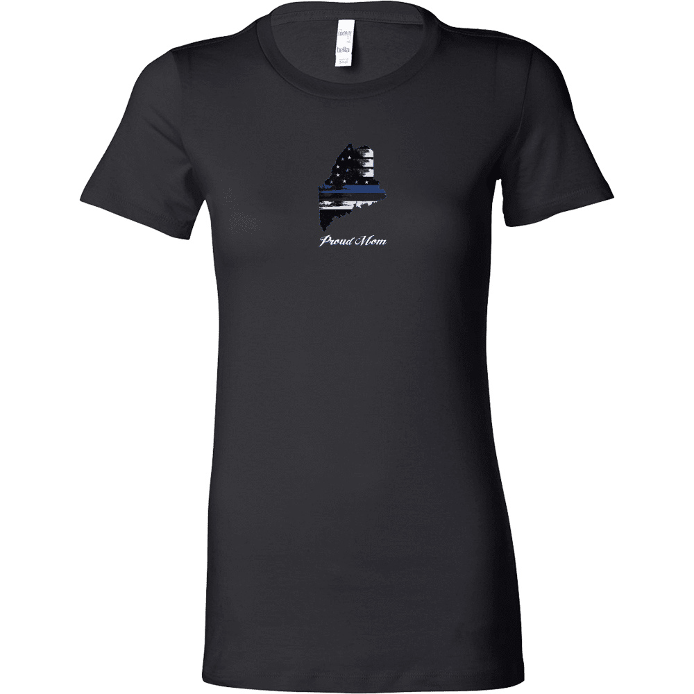 Bella Womens Shirt Maine