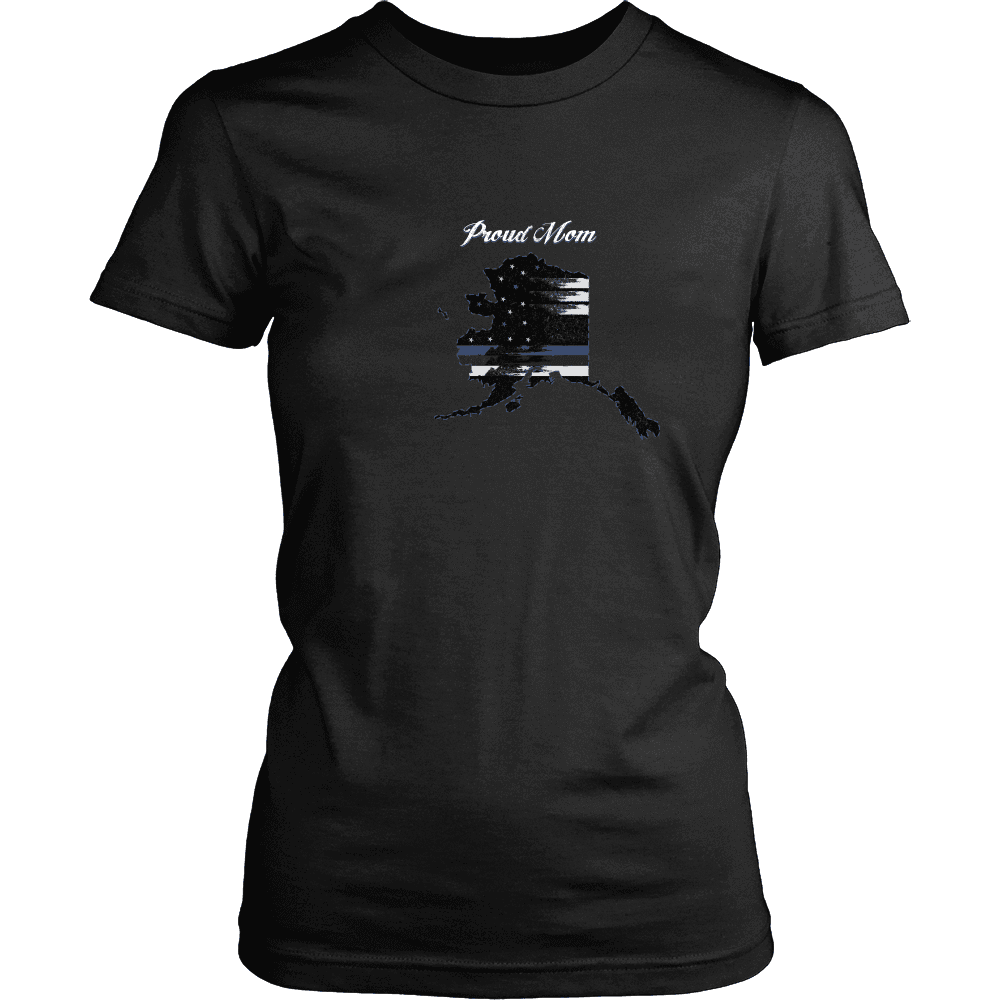 District Womens Shirt Alaska