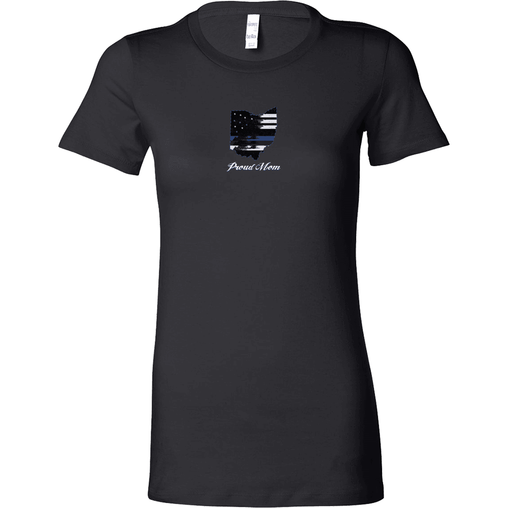 Bella Womens Shirt Ohio