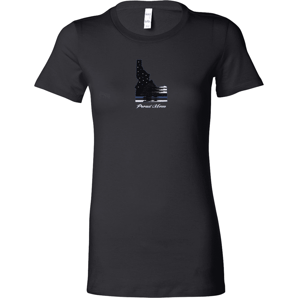 Bella Womens Shirt Idaho