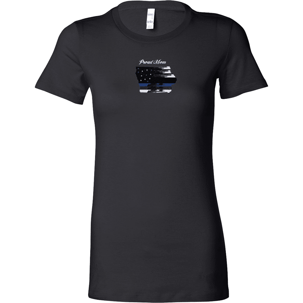 Bella Womens Shirt Iowa