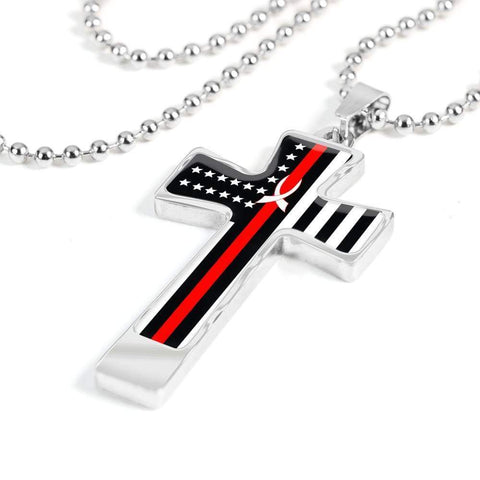 Image of I'm a Proud Law Enforcement - Police Cross