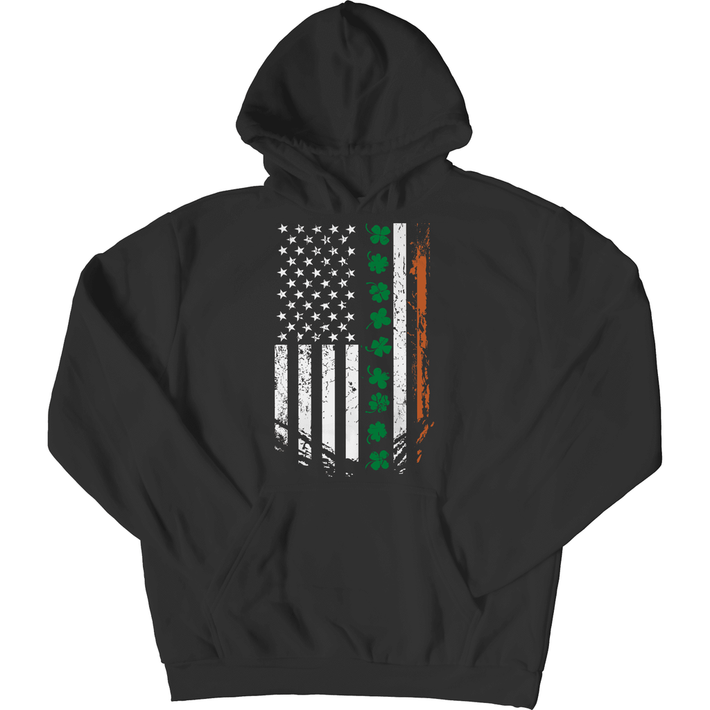 St. Patricks Day 2018 – IRISH American - Shirts, Hoodies & Tanks