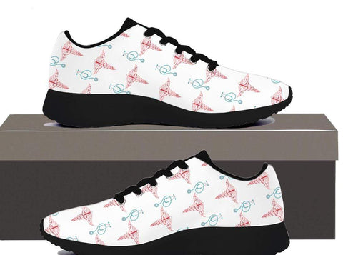 Medical Logo-Steth - Womens Sneakers