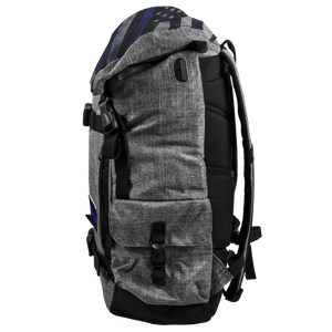 Thin Blue Line Backpack - Police Support Multi-Functional Penryn Pack™