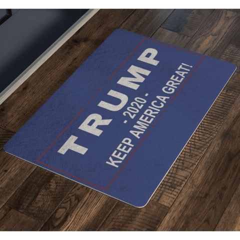Image of Keep America Great Welcome Mat - Trump 2020