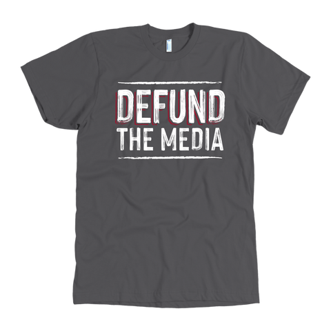Defund the Media T-Shirt