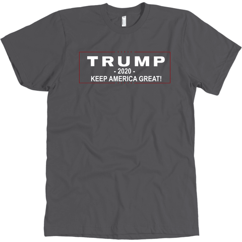 Image of Keep America Great T-Shirt - Trump 2020