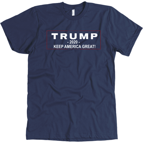 Keep America Great T-Shirt - Trump 2020