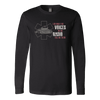 I Do What The Voices On The Radio Tell Me - Soft Canvas Long Sleeve Shirt