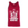One of the Most Important People You Will Never See - Canvas Unisex Tank