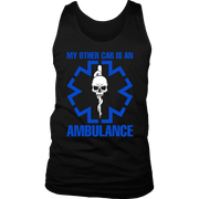 Image of My Other Car Is An Ambulance - Soft District Mens Tank