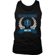 Image of So That Others May Live - Soft District Mens Tank
