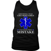 Image of Your First Mistake - Soft District Mens Tank