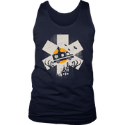 EMT Halloween - Soft District Mens Tank