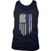 Snake Staff Flag - Soft District Mens Tank