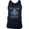 Trauma Queen - Soft District Mens Tank