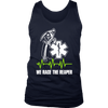 We Race The Reaper-BACK - Soft District Mens Tank