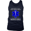 Your First Mistake - Soft District Mens Tank