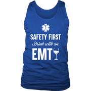Image of Drink With EMT - Soft District Mens Tank
