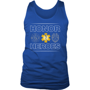 Honor Heroes-EMT - Soft District Mens Tank