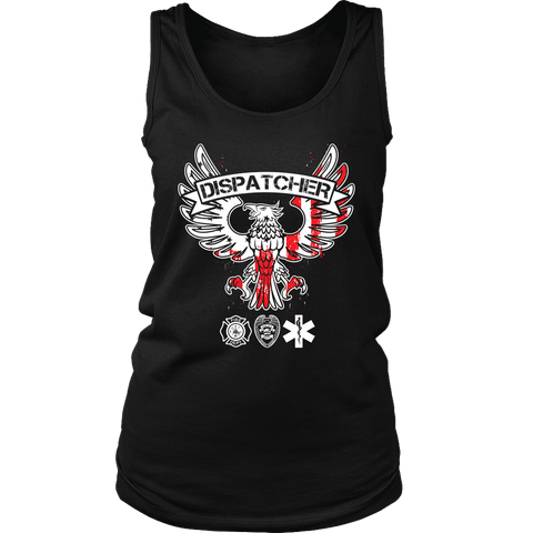 Image of Dispatcher - Soft District Womens Tank