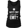 Drink With EMT - Soft District Womens Tank