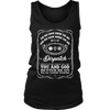 You May Know where you are dispatch - Soft District Womens Tank