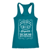 You May Know Where You are Dispatch - Next Level Racerback Tank