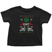 EMT Christmas - Soft Toddler T-Shirt