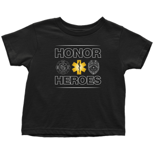 Honor Heroes-EMT - Soft Toddler T-Shirt